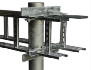 Double Vertical Support Kit