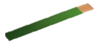 Green PVC Copper Tape