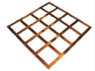Lattice Earth Mat