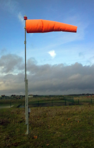 Windsock Pole Mast